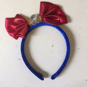 Other - Red bow headband